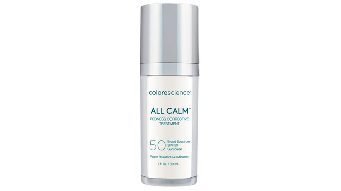 Best Day Cream for Sensitive Skin: Colorescience All Calm Redness Corrective Treatment SPF 50