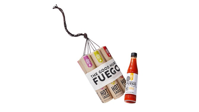 The Good Hurt Fuego: A Hot Sauce Lover's Gift Set