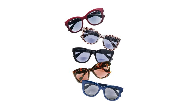 Center Stage Reading Sunglasses