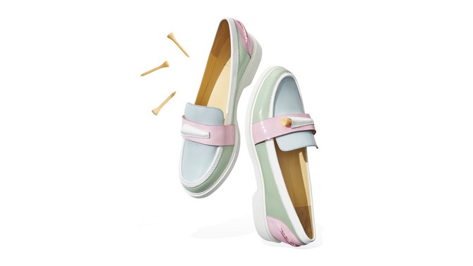 Tory Burch Golf Loafers