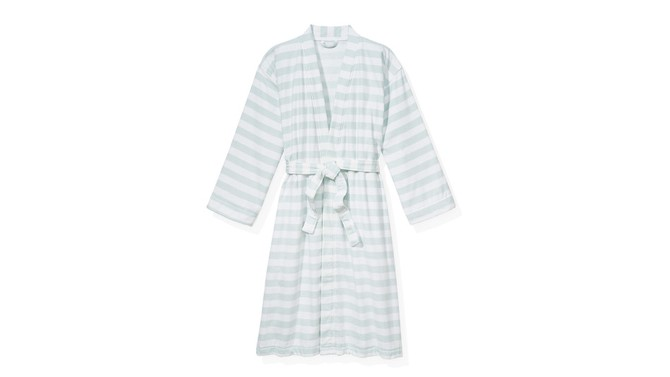 Foutta Striped Robe