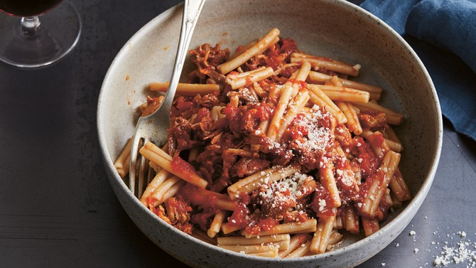 Pinch of Cinnamon Bolognese