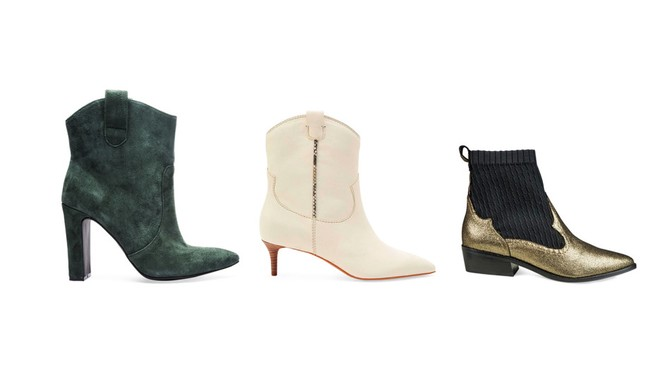 Western Boots Fall 2018