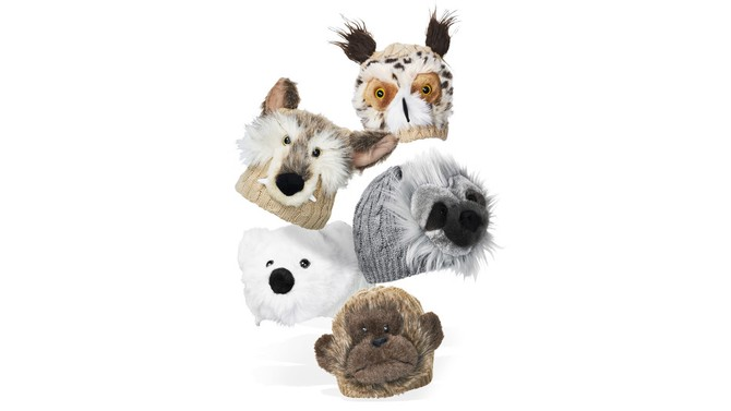 Jeanne Simmons Accessories Animal Hats