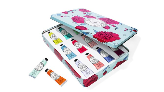 La Chatelaine deluxe hand-cream set