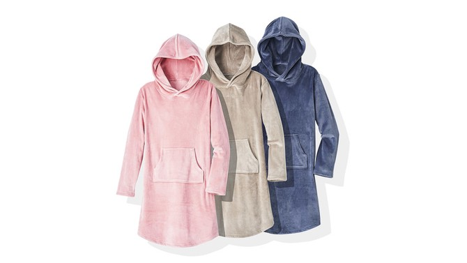 Softies Hooded Snuggle Loungers