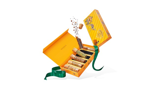 Turmeric Tea Tales Assorted Gift Set