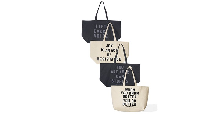 Rayo and Honey Tote Bags