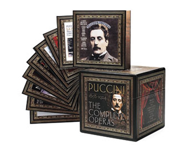 Puccini The Complete Operas