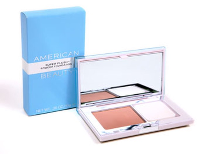 American Beauty Super Plush Powder Foundation