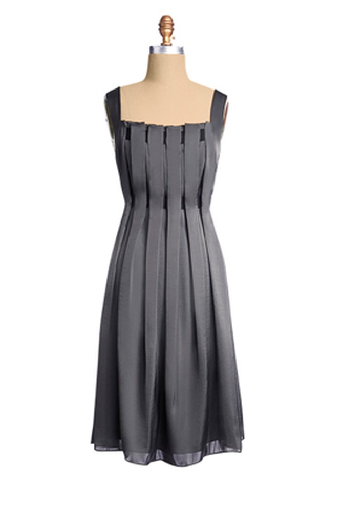 The Limited grey dress