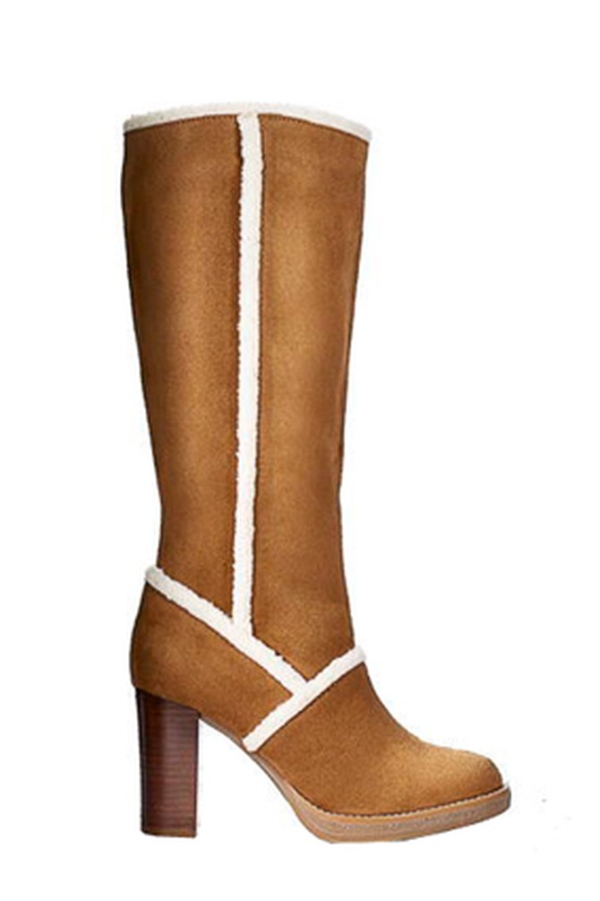 Shearling payless Boot
