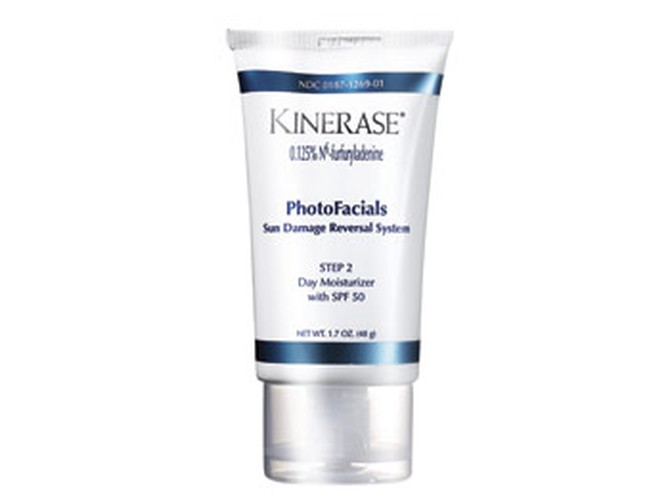 Kinerase PhotoFacials Day Moisturizer with SPF 50