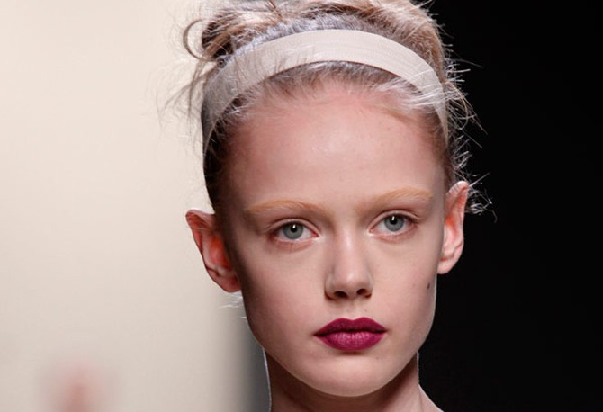 Bottega Veneta Spring RTW beauty