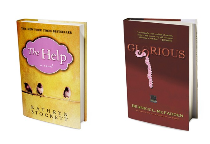 The Help by Kathryn Stockett and Glorious by Bernice L. McFadden