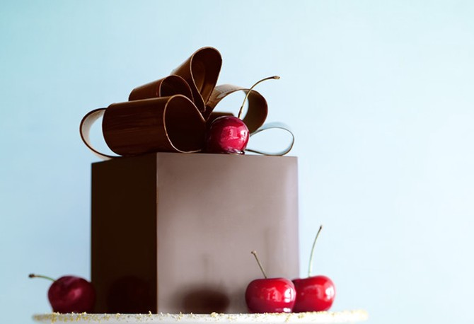 Bill Yosses' Black Forest Cake