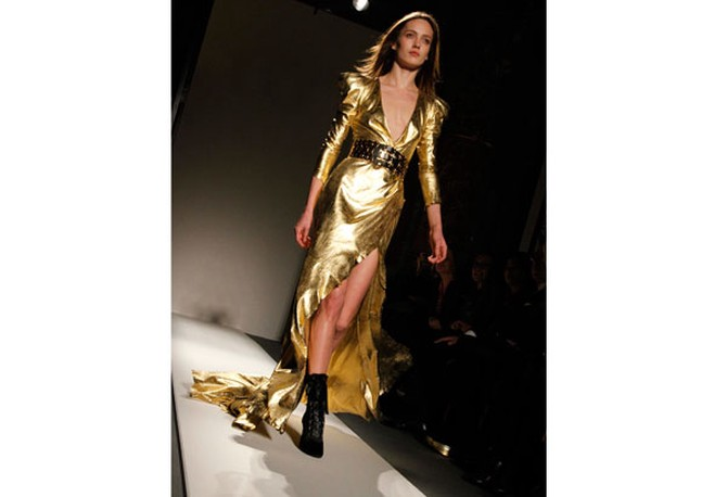 Badgley Mischka fall ready to wear