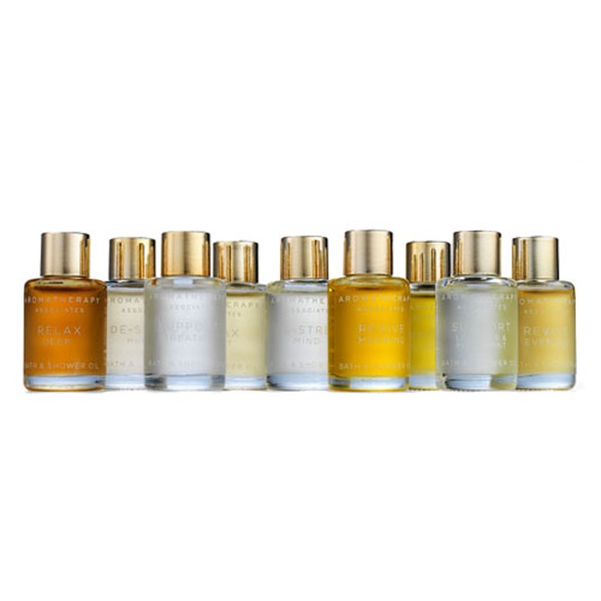 Ultimate Bath and Shower Mini Oil Collection
