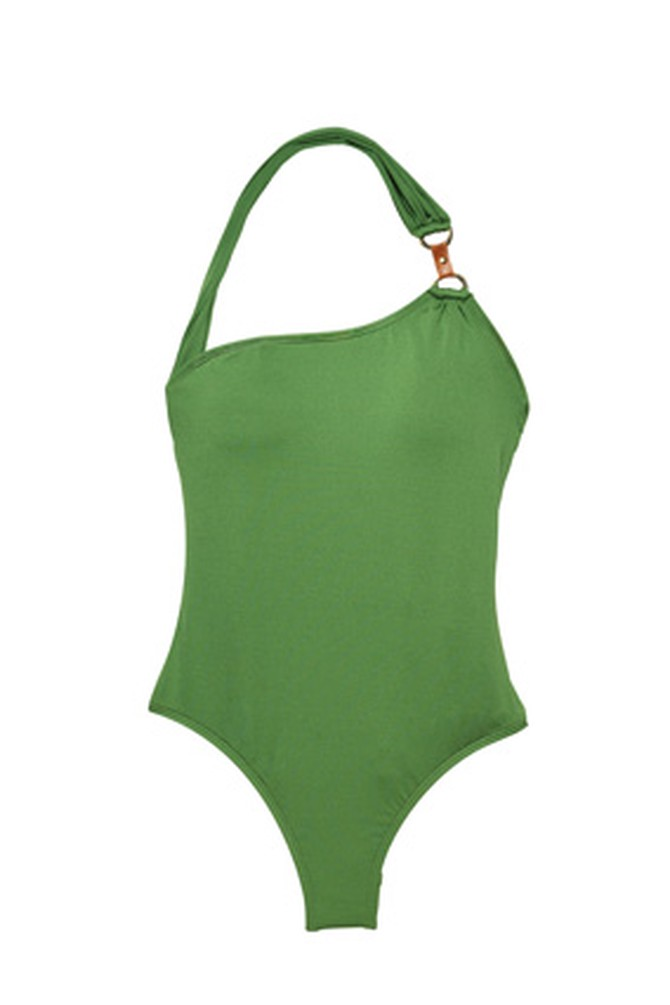 Hermanny by Vix one-piece with asymmetrical strap