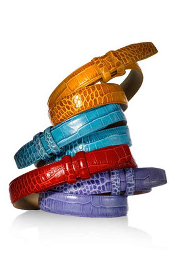 Terry Stack belts