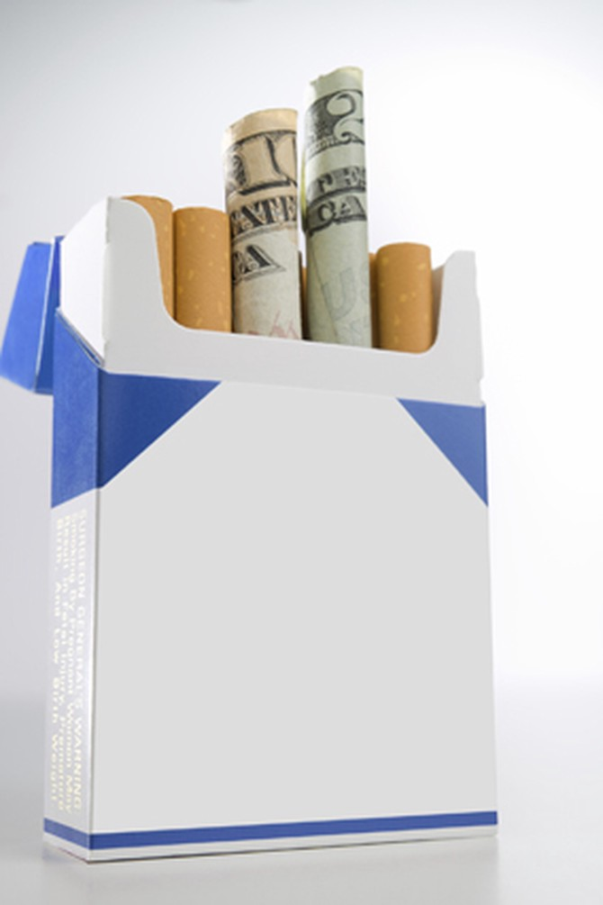 Smoking costs