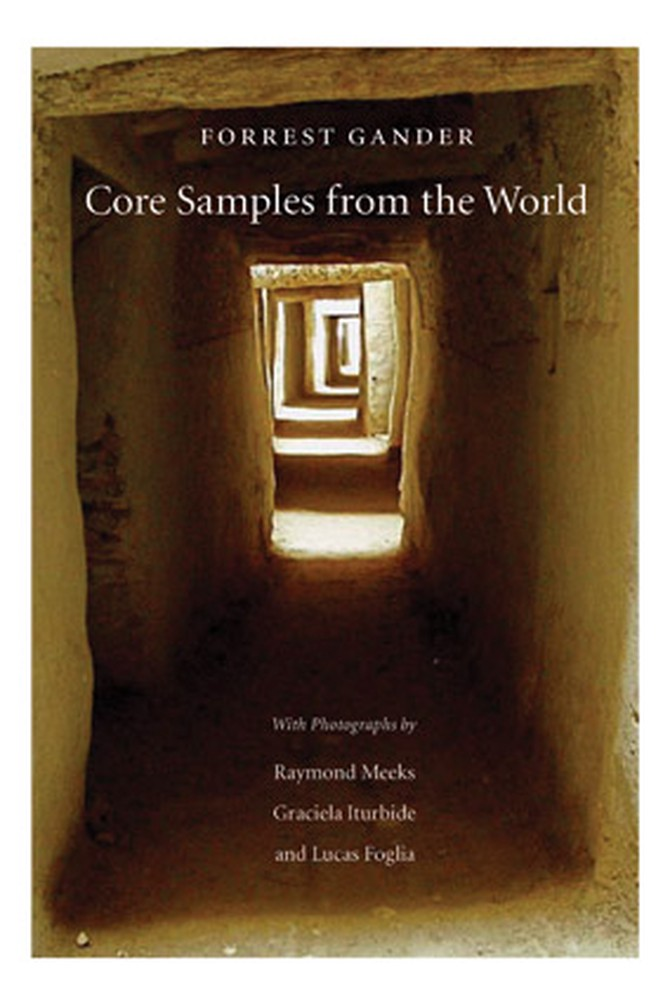 Core Samples from the World by Forrest Gander