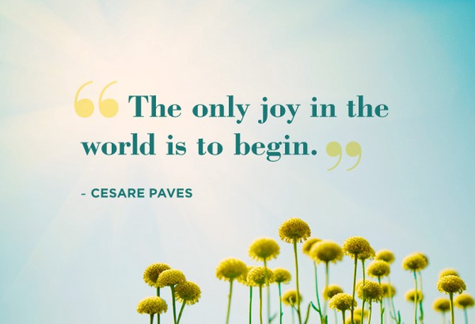 Cesare Paves quote