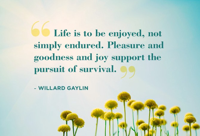 Williard Gaylin Quote