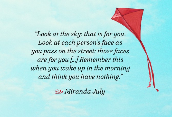 miranda july quote