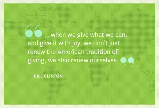 Bill Clinton quote
