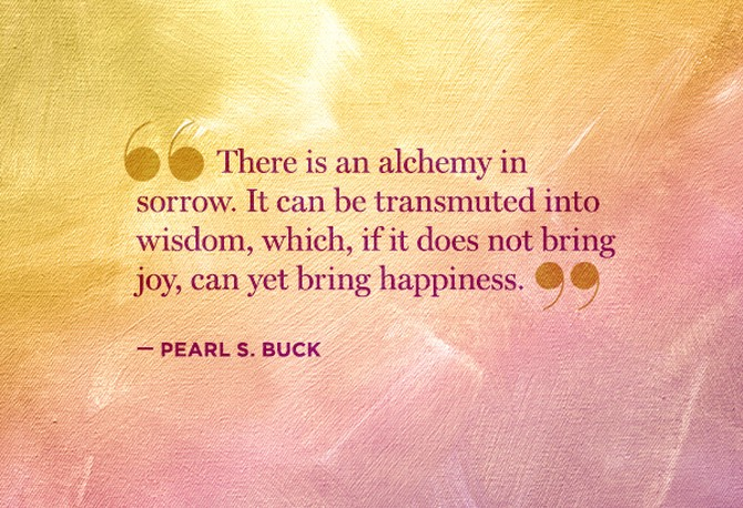 Pearl S Buck quote