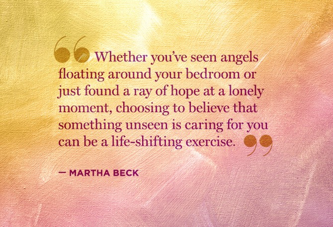Martha Beck quote