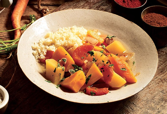 slow cooker tagine
