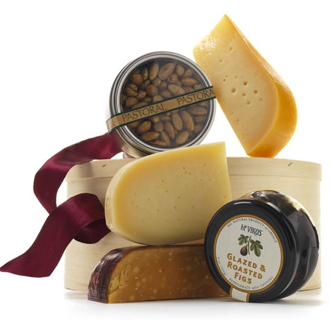 Pastoral Conspicuous Consumption Cheese Collection