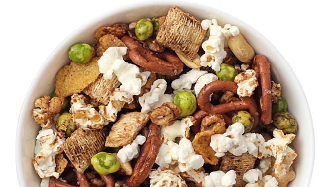 Cat Cora's Party Mix