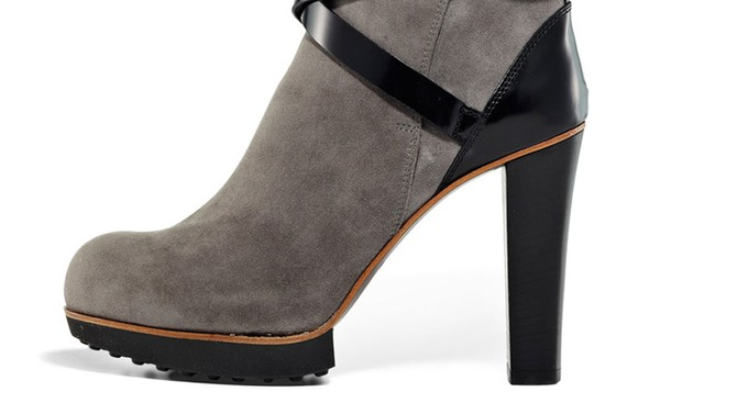 Tod's High-Heeled Boots