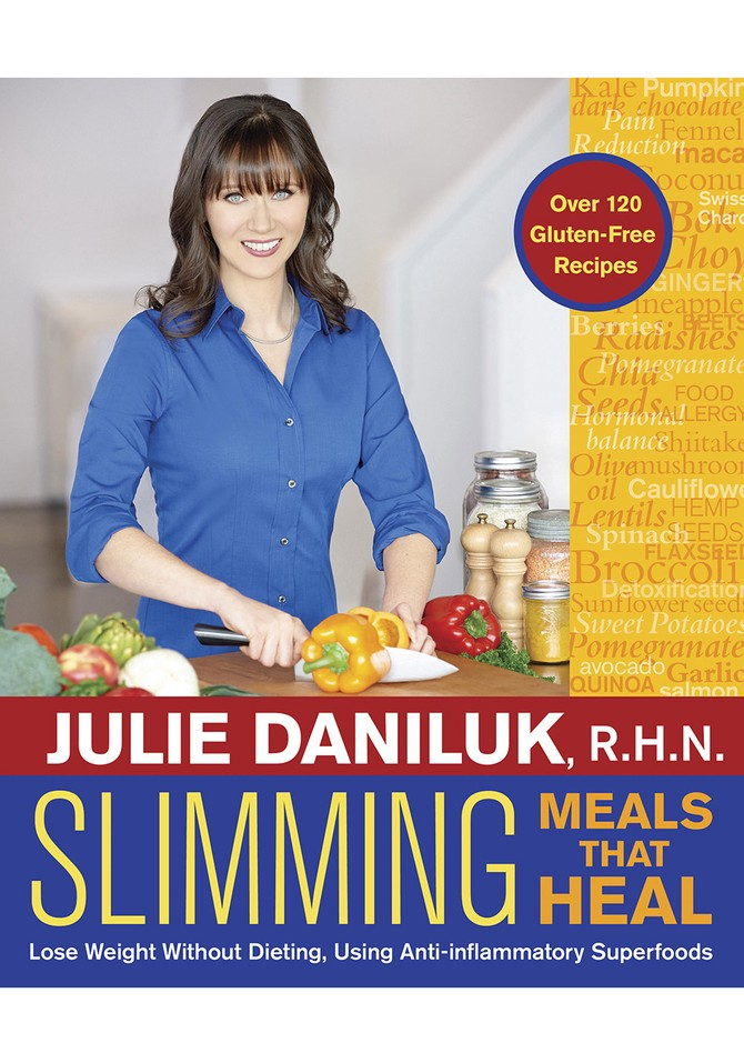 best dieting tips from julie daniluk