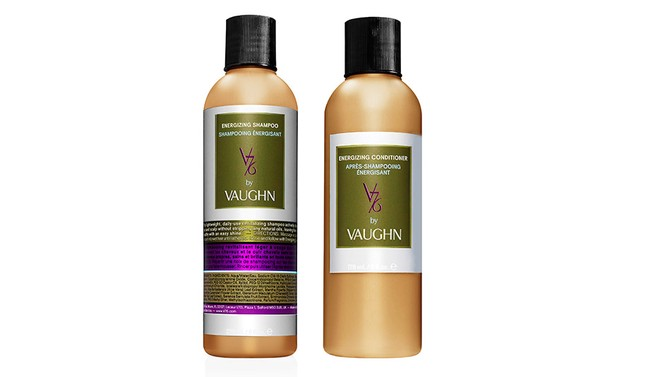 V76 by Vaughn Energizing Shampoo and Conditioner