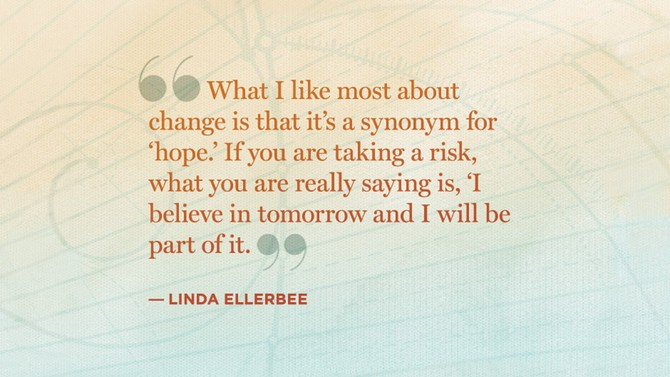 linda ellerbee quote