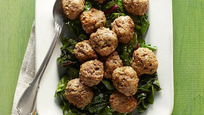 Mark Bittman's No-Roll Meatballs
