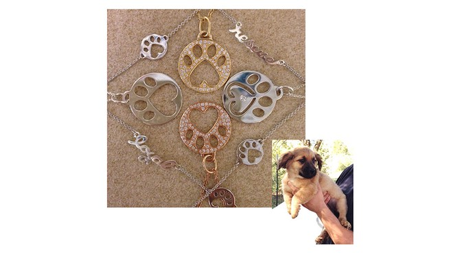 Our Cause for Paws Jewelry