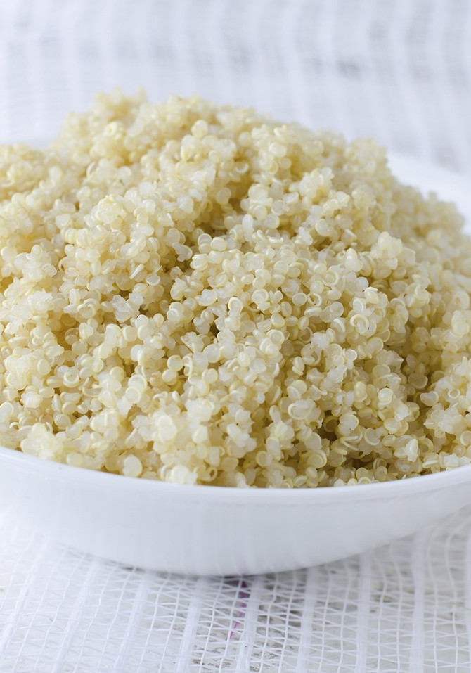 quinoa make ahead