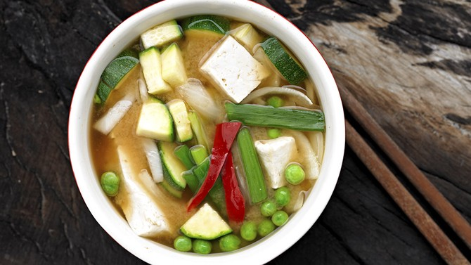 miso for healthy hair
