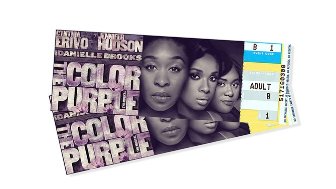 The Color Purple on Broadway Tickets