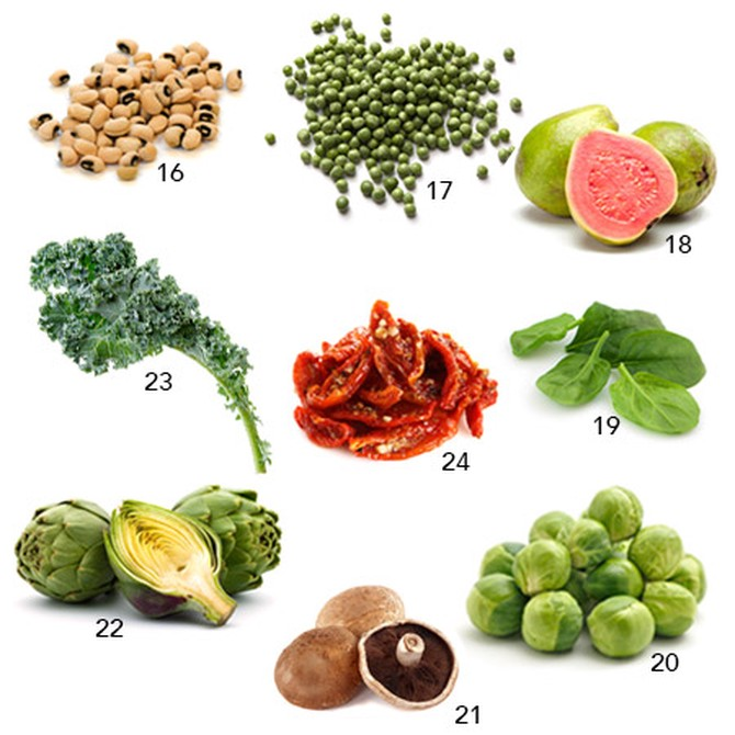 produce protein sources