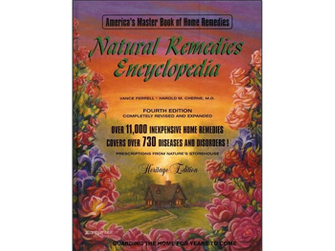 The Natural Remedies Encyclopedia