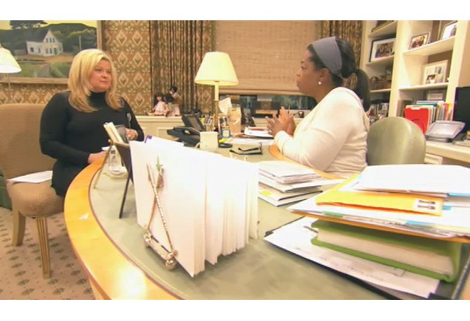 Oprah and Sheri