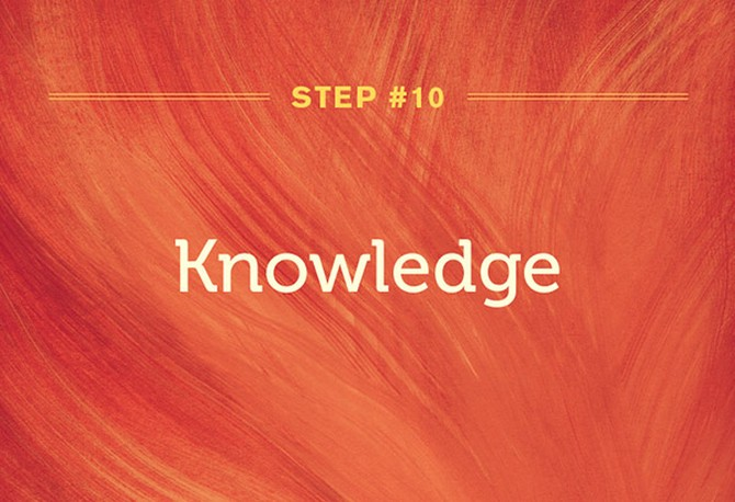 Karen Armstrong's tenth step to compassion