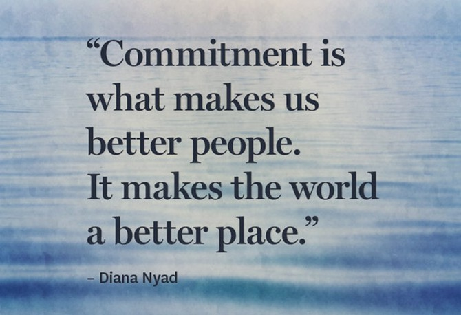 Diana Nyad quote