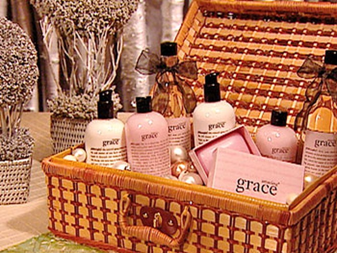 'Grace' gift basket